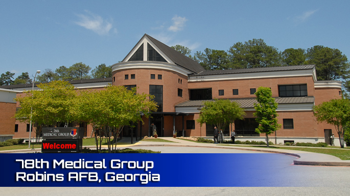 78th Medical Group Robins AFB