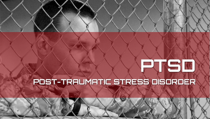 Post-Traumatic Stress Disorder Graphic