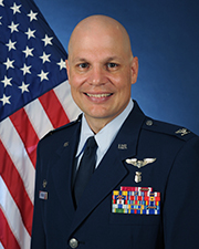 Image of Col. Michael J. Higgins