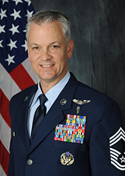 Chief Master Sergeant George