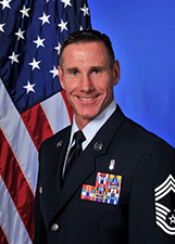 Image of Chief Master Sergeant Karl P. Day