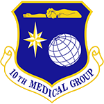 10th Medical Group Emblem
