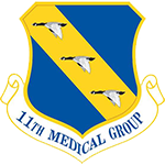 11th Medical Group Emblem
