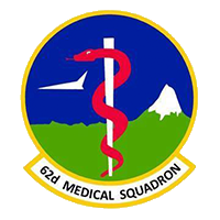 62nd Medical Squadron Emblem