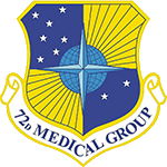 72d Medical Group Emblem