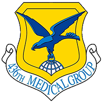 436th Medical Group Emblem