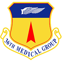 36th Medical Group Emblem
