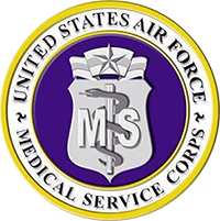 Graphic of the Medical Service Corps Logo