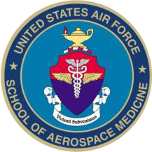 USAF School of Aerospace Medicine (USAFSAM) Emblem