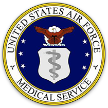 United States Air Force Medical Service Emblem