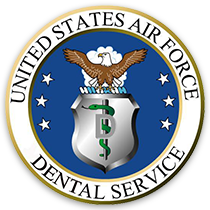 United States Air Force Dental Service Emblem
