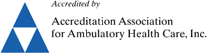 Accreditation Association for Ambulatory Health Care Emblem
