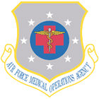 Air Force Medical Operations Agency Emblem
