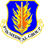 97th Medical Group Emblem