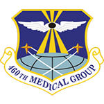 460th Medical Group Emblem