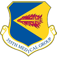 355th Medical Group Emblem