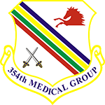 354th Medical Group Emblem