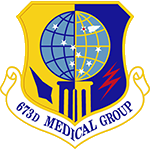 673d Medical Group Emblem