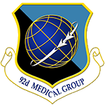 92d Medical Group Emblem