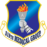 319th Medical Group Emblem