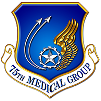 75th Medical Group Emblem