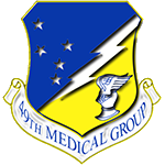 49th Medical Group Emblem