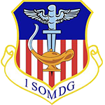 1st Special Operations Medical Group Emblem