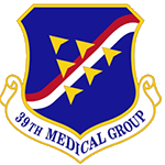 39th Medical Group Emblem