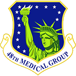 48th Medical Group Emblem