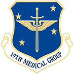 19th Medical Group Emblem