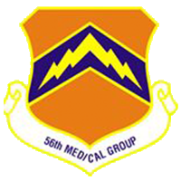56th Medical Group Emblem