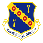 42d Medical Group Emblem