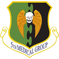 5th Medical Group Emblem