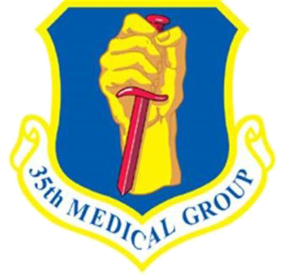 35th Medical Group Emblem