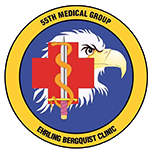 55th Medical Group Emblem