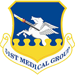 51st Medical Group Emblem