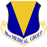 86th Medical Group Emblem