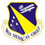 88th Medical Group Emblem