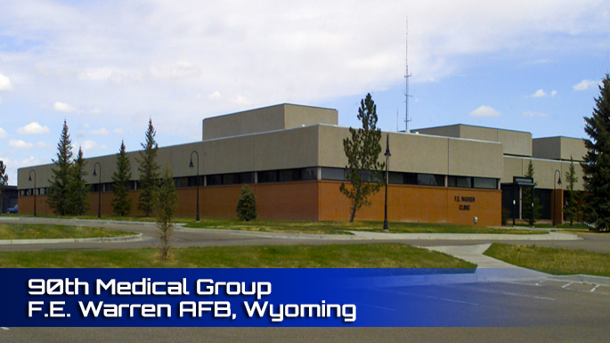 90th Medical Group FE Warren AFB