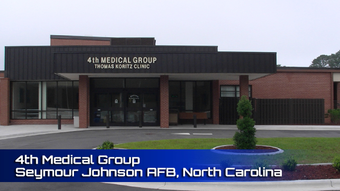 Seymour Johnson Air Force Base Clinic Photo