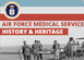 Air Force Medical Service History & Heritage banner