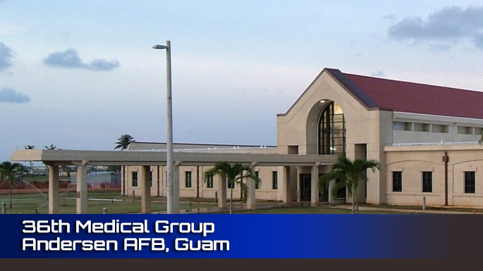 Andersen AFB 36th Medical Group Clinic