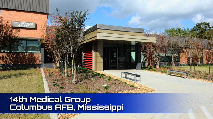 14th Medical Group Clinic Photo, Columbus AFB