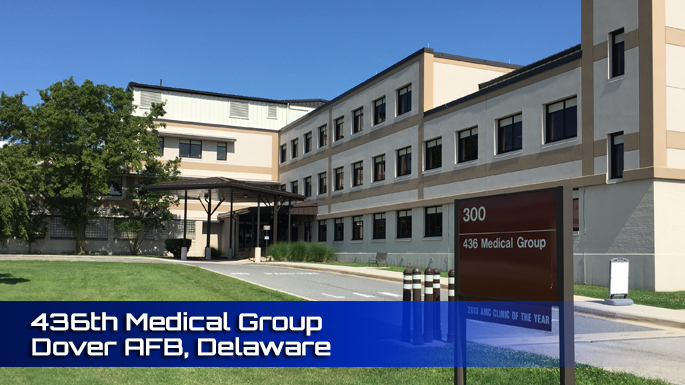 436th Medical Group Dover AFB