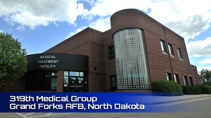 Grand Forks AFB 319th Medical Group Clinic